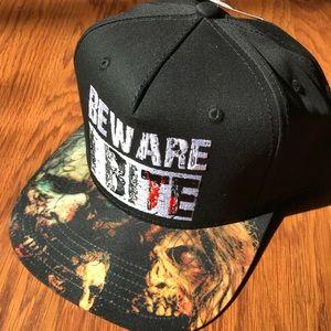 NWT The Walking Dead SnapBack hat